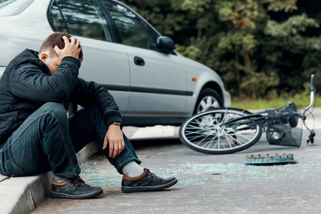 Pedestrian & Bicycle Accident Lawyer